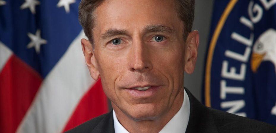 former American general David Petraeus