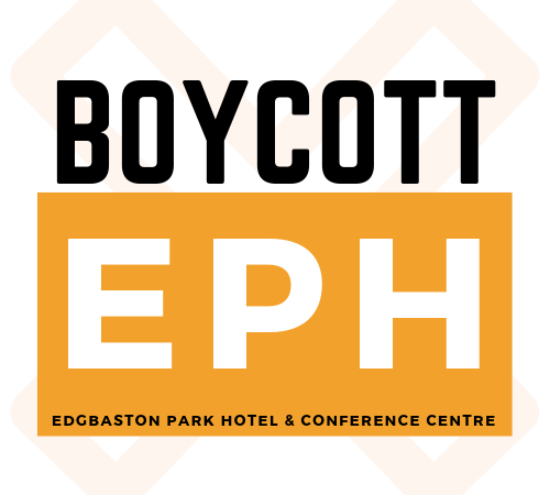 Boycott Edgbaston Park Hotel graphic